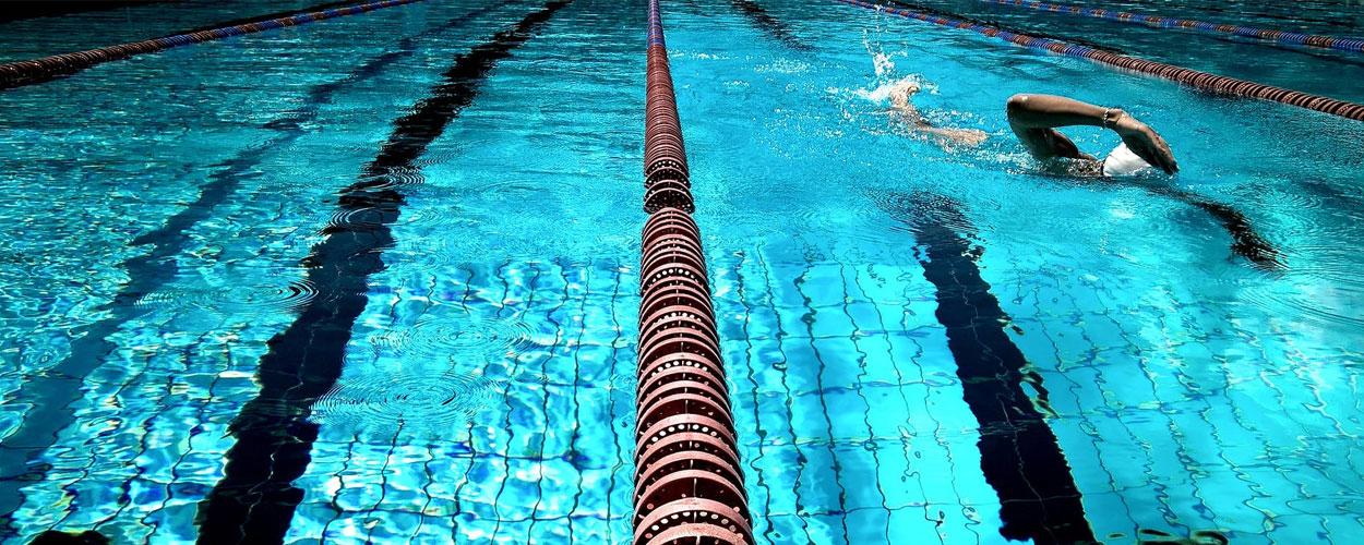Wyniki testów sprawnościowych z pływania