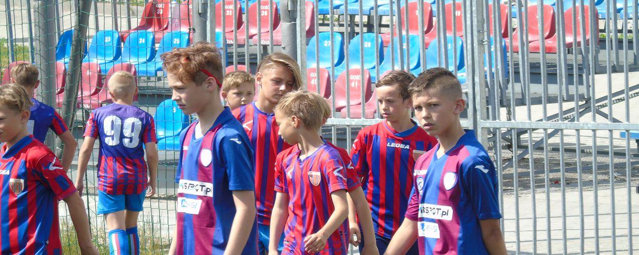 Wygrana w Bytomiu i wicemistrzostwo ligi- Rocznik 2007