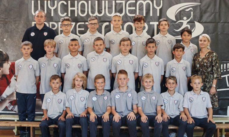 8 miejsce w Konkursie dla Szkolnych Piłkarzy MartesKlasa – SMS Nobilito
