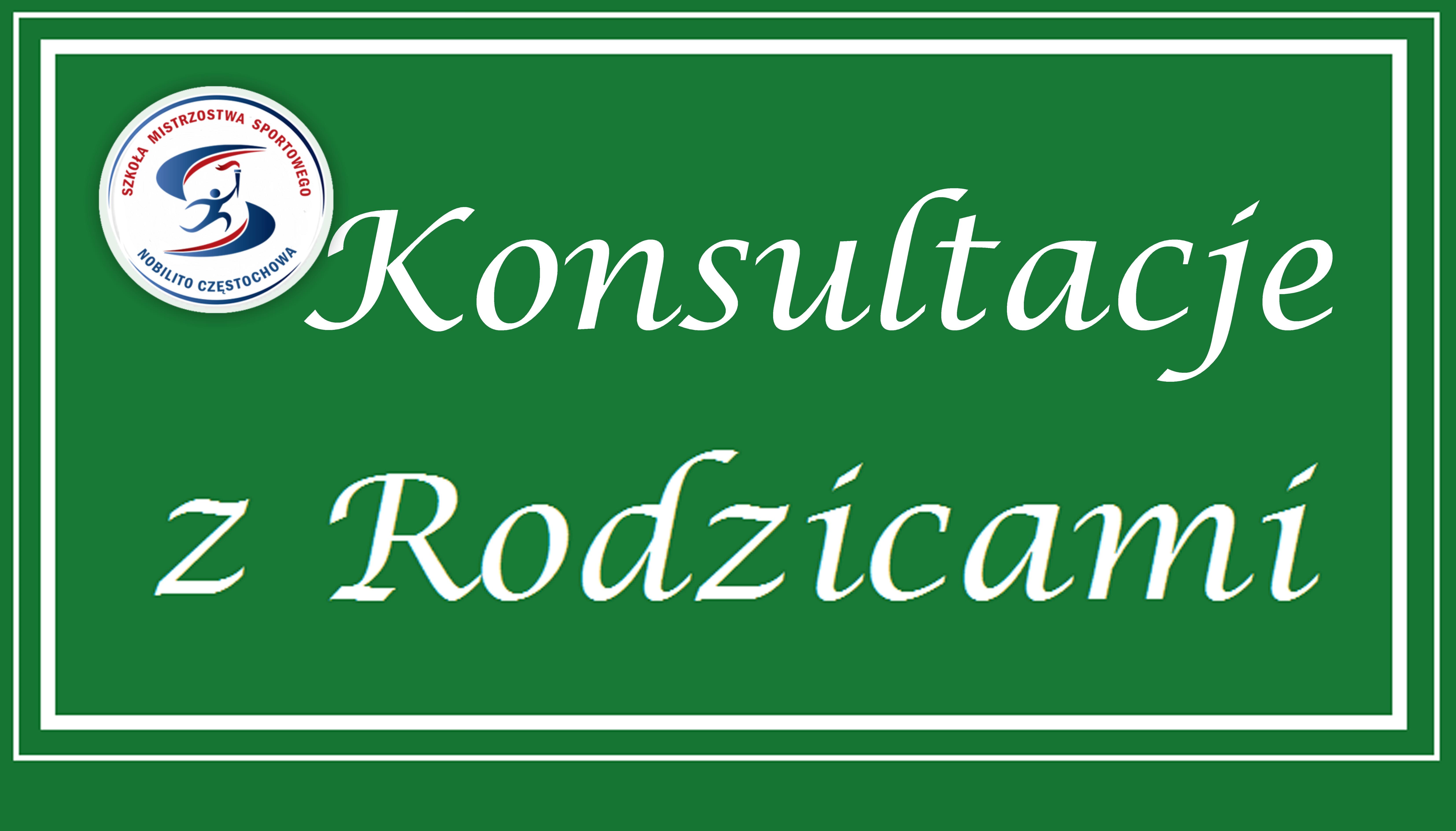 Konsultacje z rodzicami 12.12.2019 godz.16.20