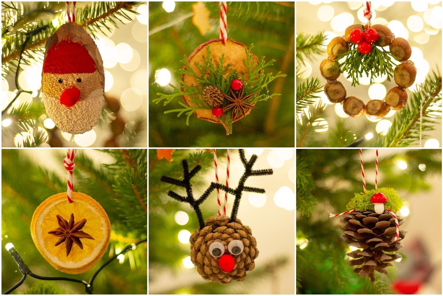 Konkurs na Ozdobę Bożonarodzeniową