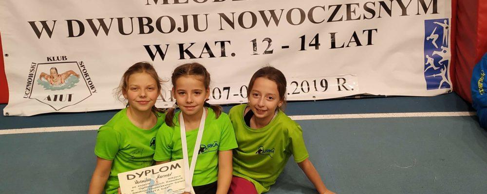 Mistrzostwa Polski Młodzików w Dwuboju Nowoczesnym 07-08.12.2019