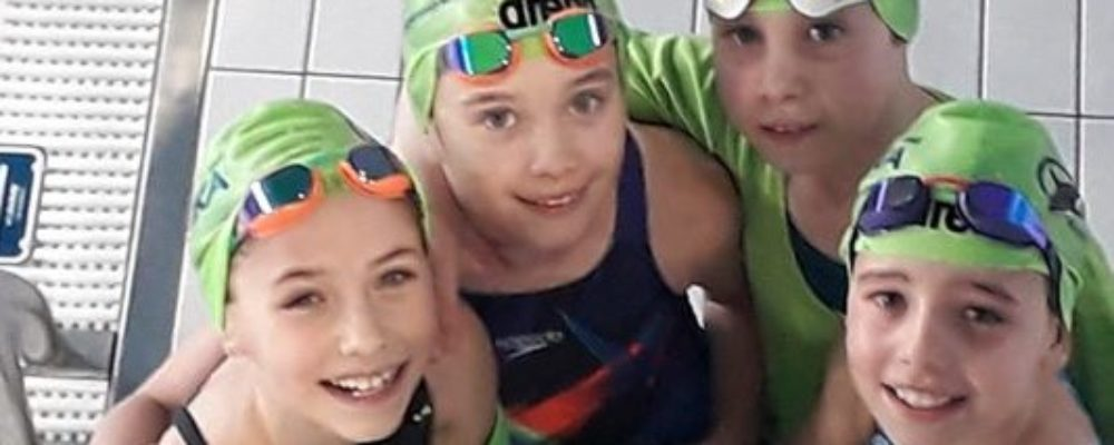 II runda zawodów pływackich LIGA KLUBÓW ŚLĄSKICH dla rocznika 2010