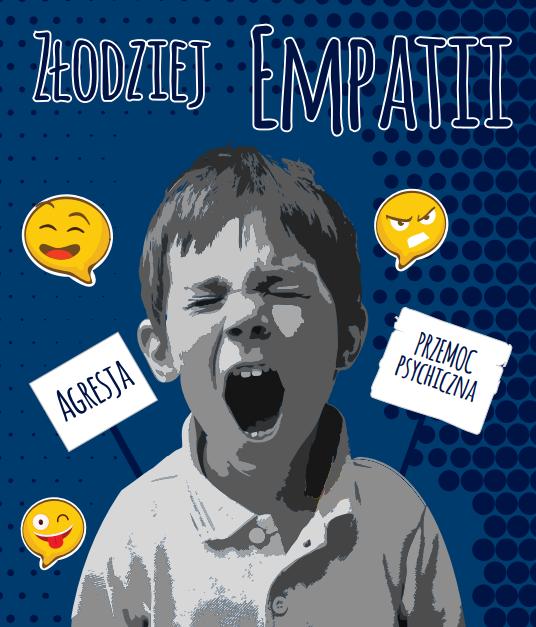 """,,Złodziej empatii"""" Teatr Króla profilaktyka uzależnień w naszej szkole."""