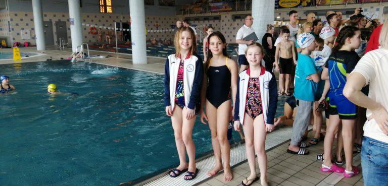 II Międzynarodowe Zawody Pływackie Włoszczowa 2020