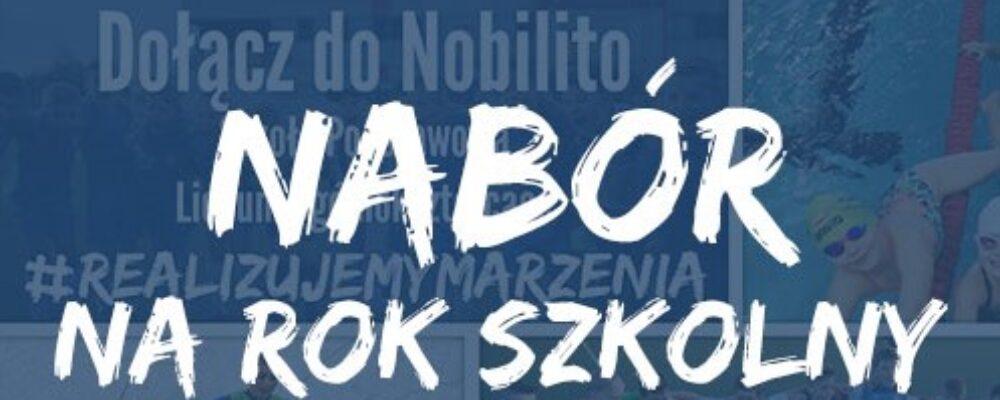 """Lista osób przyjętych do Liceum Ogólnokształcącego Mistrzostwa Sportowego """"NOBILITO"""" w Częstochowie na rok szkolny 2020/2021"""