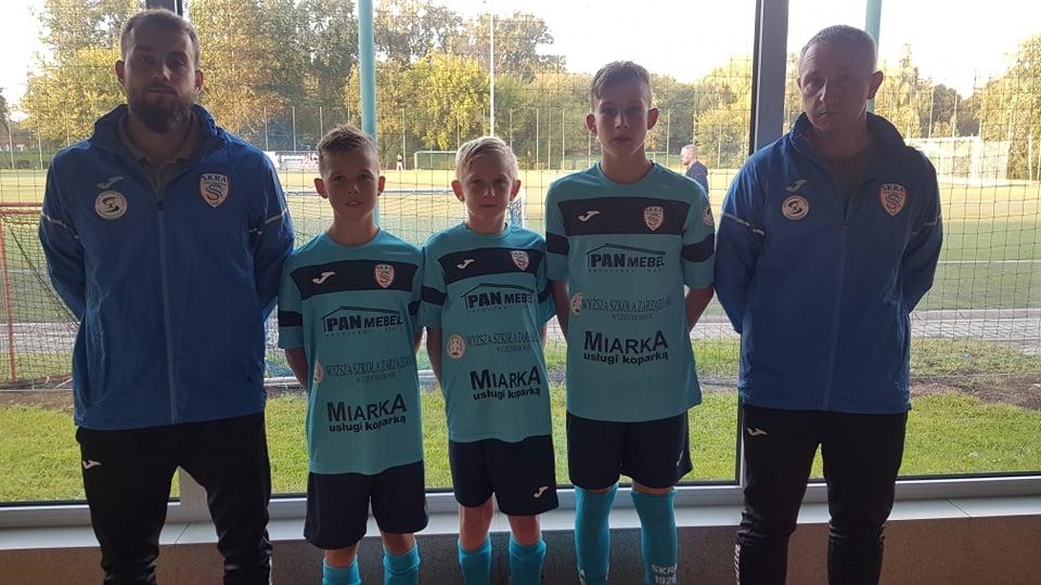Powołania do reprezentacji Śl ZPN U13 chłopców na turniej w dniach 11.09-12.09.2021